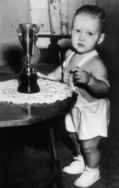 A young Bill Clinton, 1947