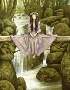 The Troll Maiden by Brian Froud