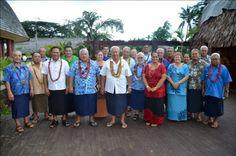 Prime Minister of Samoa pays tribute to Baha'i community on 60th anniversary - Bahá'í World News Service