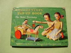 Woodentops Pop-Up Book