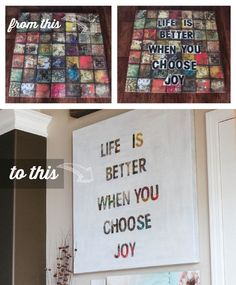 Every girl and teen girl wants their room to look picture perfect. It can be challenging – as some girls and teens get inspired to change their room decor regularly and parents find it hard to keep up. That's why home decor crafts are ideal to keep at your fingertips. Some are ones that girls …