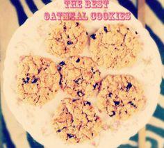 Sweet Tooth: Lauren Conrad's Oatmeal Cookie Recipe
