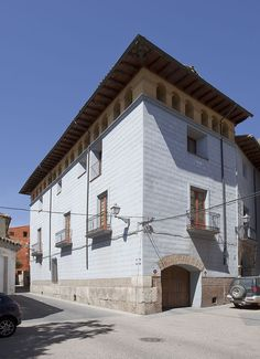 Zaragoza Palacio de Erlueta, Calatayud,