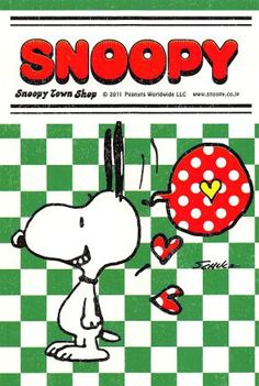 JAPAN – Snoopy Town – MY PEANUTS GANG AND SNOOPY POSTCARD COLLECTION