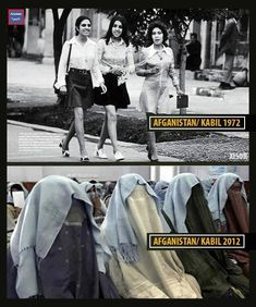 How things have changed with islam