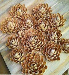 Pistachio shells making these tomorrow!