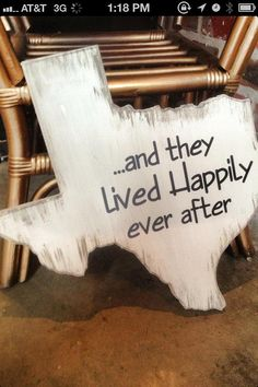 Distressed Texas wooden sign by ShabbyBlissCrafts on Etsy, $65.00