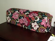 Need to make cover-also has a link for pattern for sewing machine cover