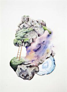 Carmel Seymour watercolor