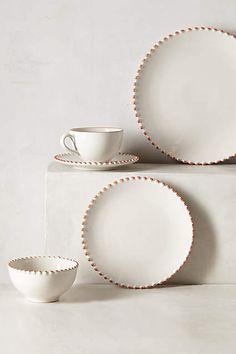 Pearl-Drop Dinnerware - anthropologie.com