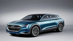 Why Audi is staking its future on electric SUVs - Autoblog