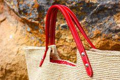 Chic Raphia Handbag by socapeleatherworks on Etsy Cape, Etsy, Mantle, Cabo, Cloak