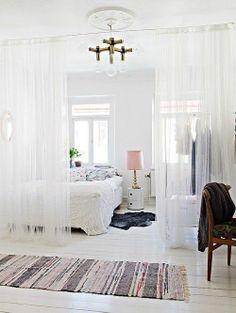 Airy Curtain Separators