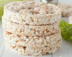 Galette de riz soufflé à moins de 100 calories : http://www.fourchette-et-bikini.fr/recettes/recettes-minceur/galette-de-riz-souffle-moins-de-100-calories.html