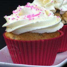 Tortentante - Der grosse Tortenblog mit Anleitungen, Rezepten und Tipps für Motivtorten: Blaubeer-Muffins mit oder ohne Topping