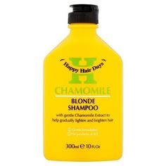 Happy Hair Days Chamomile Blonde Shampoo 300ml *** More info could be found at the image url.