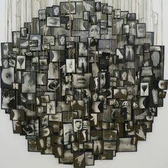 Annette Messager Art Installation