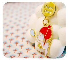Bubble Doggy Cellphone Strap