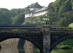 tour of the inner gardens of the imperial palace. Free-- but reservation required in advance