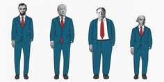 """Typically, the taller presidential candidate wins (e.g., latest example, Trump @ 6'3"""" > Clinton @  5'5"""").   Moreover, POTUS have grown taller over time.   http://www.businessinsider.com/this-gif-shows-all-of-the-us-presidents-in-order-of-height-2017-2"""