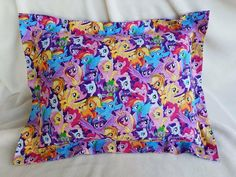 Excited to share the latest addition to my #etsy shop: My Little Pony, Nap Pillow, Daycare Pillow, Toddler Pillow, Travel Pillow, Fabric Pillow, Birthday Gift, Bed Pillow, Pet Pillow, Handmade #pillow #rainbow #toddler #christmas #daycarepillow #travelpillow #bedpillows #nappillow #etsychaching #etsybuyer http://etsy.me/2zrYp0v
