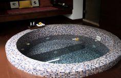 "#Mosaic custom mix: #Vitreo 172 - #Brillante 220, 238 (2 x 2 cm ∙ 3/4"" x 3/4"") - SPA  - Thailand"