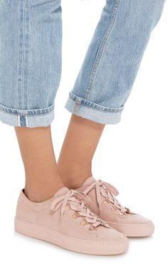 Koio  JonBoy Pink Sneaker