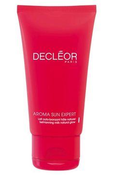 Which Self Tanners Are Worth gode tilbakemeldinger, tørker ikke ut huden som andre selvbruningsprodukter! the Buy?: 'Aroma Sun Expert' Self-Tanning Milk Natural Glow, $36