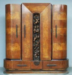 Art Deco Armoire want want want -k