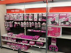 Pink Tools and more Pink Tools!