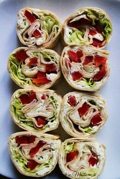 Food Design, Bento Recipes, Cooking Recipes, Mini Appetizers, Party Finger Foods, Appetisers, Diy Food, Healthy Dinner Recipes, Tapas