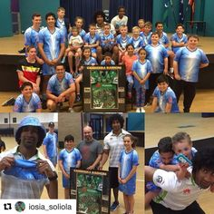 @iosia_soliola continuing his great work in the community . #Repost @iosia_soliola ・・・ This is SOLIDS YOUTH PROGRAM An Aboriginal youth…