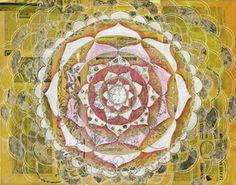 Yellow Mandala by Anahata Katkin