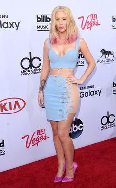 Iggy Azalea from 2015 Billboard Music Awards Red Carpet Arrivals | E! Online