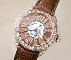 Discover our selection of unique luxury diamond watches for this spring season. Created in rose or white gold, these wristwatches are designed for men and women everyday wear and special occasion. Ideal Cut Diamond, Diamond Cuts, Diamond Watches For Men, Swiss Luxury Watches, Let It Shine, White Gold, Valentines, Fancy, Accessories