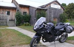 Motoress enjoyed exploring Oxford County's Cheese Trail!