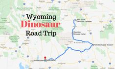 Head out on the Wyoming Dinosaur Road Trip to discover the best prehistoric sites in the state. You'll have a dino-mite time checking them all out! Alaska Cruise, Alaska Travel, Grand Teton National, Yellowstone National Park, Sheridan Wyoming, Lead Adventure, Fossil Hunting, Wyoming State, Viewing Wildlife
