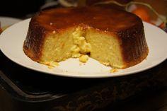 Le gâteau aux pommes de Tante Alice. +