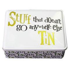 Bright Side Stuff Tin - Stuff that doesnt go anywhere els... https://www.amazon.co.uk/dp/B0063EK8G8/ref=cm_sw_r_pi_dp_x_Mt2Qxb4HB96W1