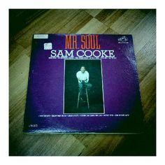 Weekend #vinyl haul (2/4): Sam Cooke - Mr. Soul