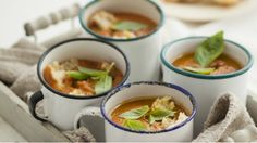 Polévka z pečených rajčat | Prima Fresh