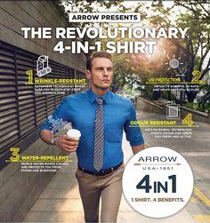 Amazon Arrow 4 in 1 Shirt