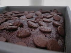 Allergy-Free Double Chocolate Brownies - These gluten free vegan chocolate brownies are phenomenal. You would never know they were dairy free, egg free, nut free and soy free.
