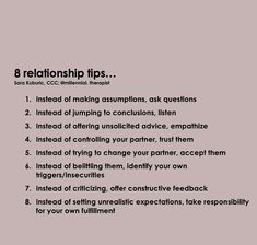 Relationship Psychology, Relationship Therapy, Relationship Advice Quotes, Healthy Relationship Tips, Life Advice, Healthy Relationships, Motivacional Quotes, Words Quotes, Life Quotes