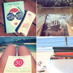 These books are perfect for the beach or wherever you soak up the sun on your Summer vacation!