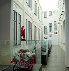 Museo Automovilístico Málaga 4329731   GALERIA DE MOTORES