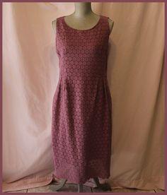 Anthropologie Dress By Maeve Size 12 Geometric Sundress Clubwear Cocktail