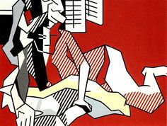Reading and Art: Roy Lichtenstein