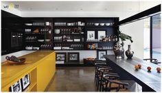 LA House - Studio Guilherme Torres #architecture #house #lahouse #kitchen