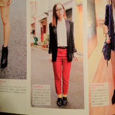 Nylon Japan || March 2012